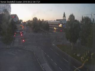 View from Norran on Kanalgatan