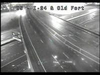 I-24 & Old Fort Parkway