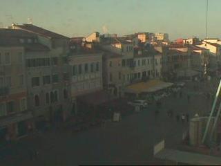 Corso Del Popolo and Piazza Granary