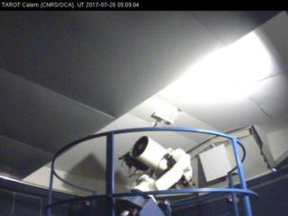 TAROT Calern Observatory