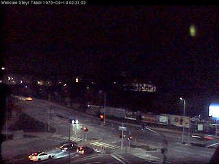 Steyr Tabor Traffic Junction