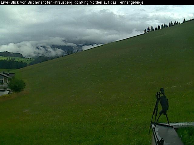 North Toward Tennengebirge