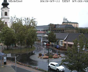 Hauptplatz Jennersdorf