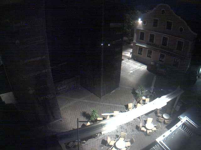 Hauptplatz from Stadt Cafe