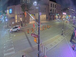 Main St N & Queen St E