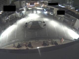 Garden Square from Rose Theatre