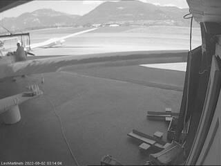 Les Martinets Gliding Group - Hangar