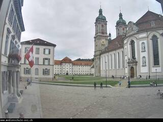 Saint Gallen Abbey and Abbey Court