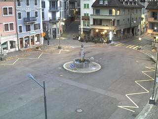 Place Centrale Monthey