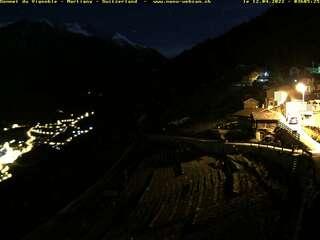 View  from Route du Sommet-des-Vignes