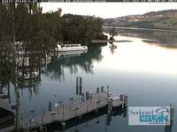 Lake Hallwil at the Seehotel Delphin