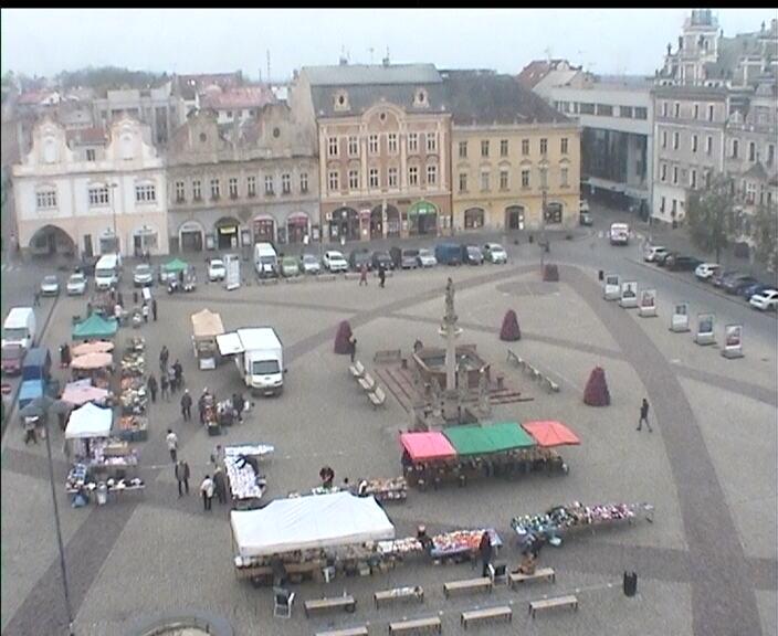 Karlovo námestí (Charles Square)
