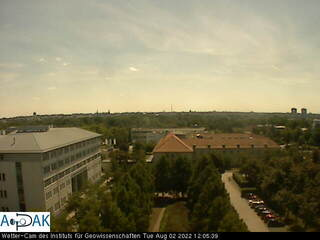 University of Halle - Weather Cam