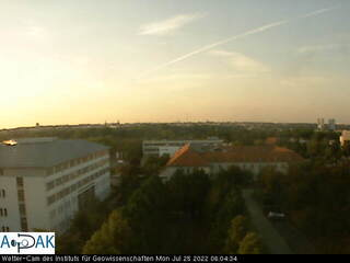Institute of Geosciences at the University of Halle - Weather Cam