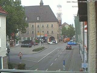 Obere Stadt & Stadt Weilheim from Express Reinigung März