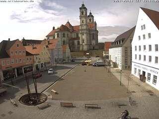 Benediktinerabtei Ottobeuren & Marktplatz