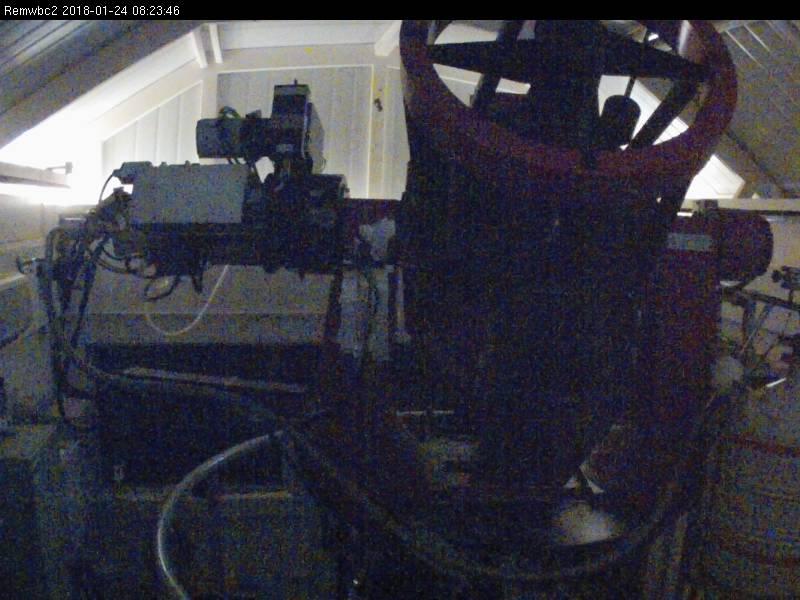 ESO - Rapid Eye Mount Telescope - La Silla Observatory