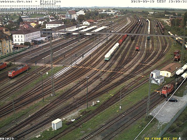 Plattling-Bahnhof  Railway Station