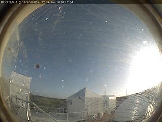 BOOTES-1 Telescope (El Arenosillo)