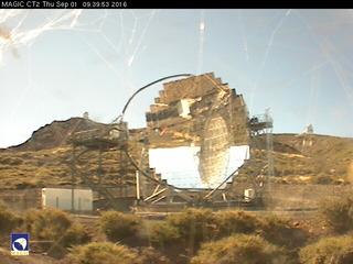 Imaging Atmospheric Cherenkov Telescope