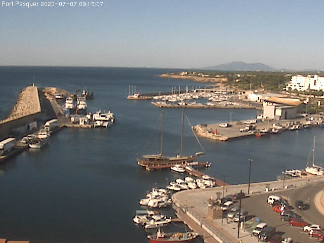 Port of  l'Atmella de Mar