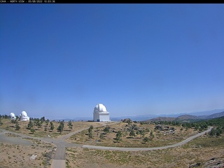 Calar Alto Astronomical Observatory - North View