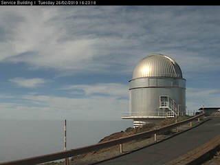 IAC Observatory - Service Building 1