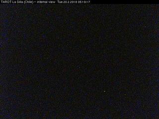 ESO La Silla TAROT telescope