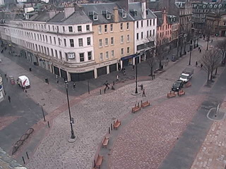 Dundee City Square from Overgate Centre