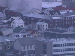 Views of Siglufjörður