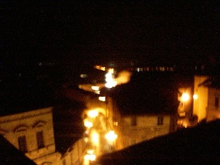 Rooftop View of Montepulciano