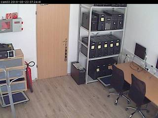 Deninet Ltd - Console Room