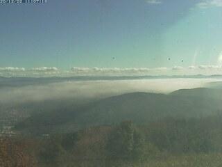 Sky View of Miyoshi from Takataniyama Peak