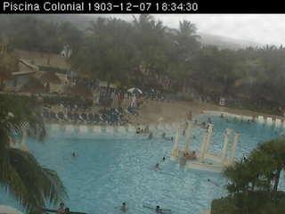 Grand Palladium Colonial Resort & Spa - Pool Cam