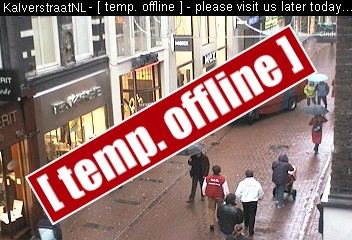 Kalverstraat (Webcam Offline)