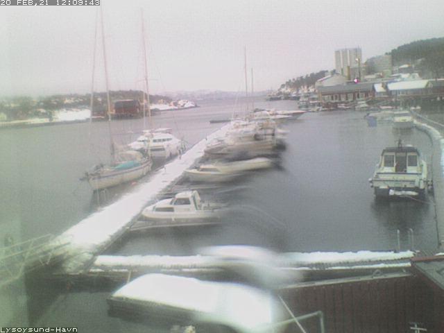 Lysøysund Port