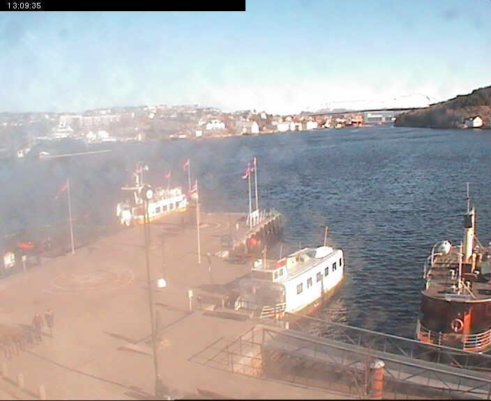 Kristiansund Harbour