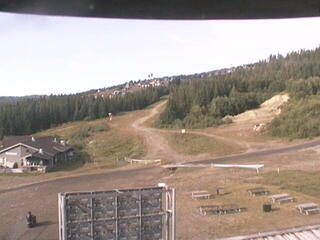 Hafjell Alpine Centre - Central Station