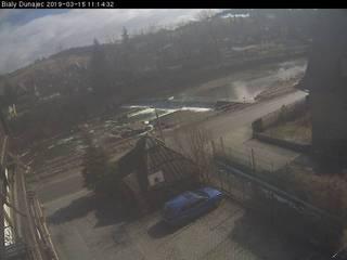 Bia?y Dunajec River & Village