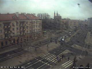 Sienkiewicza/Jurowiecka Street